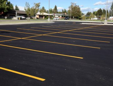 Parking Lot Repair Danville VA 3