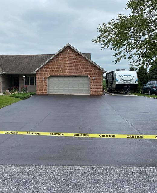 asphalt driveway repair danville va